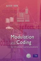 Cover image for Modulation and coding for wireless communications