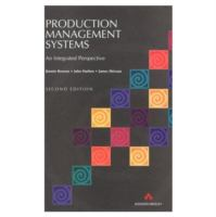 Cover image for Production management systems : an integrated perspective