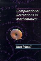 Cover image for Computational recreations in Mathematica