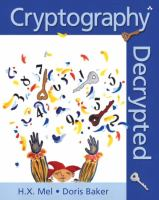 Cover image for Cryptography decrypted