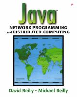 Cover image for Java network programming and distributed computing
