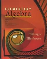 Cover image for Elementary algebra : concepts and applications