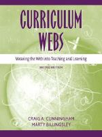 Cover image for Curriculum webs : weaving the Web into teaching and learning