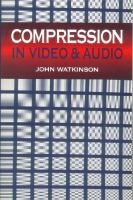 Cover image for Compression in video and audio