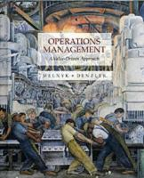 Cover image for Operations management : a value-driven approach