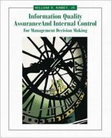 Cover image for Information quality assurance and internal control  for management decision making