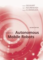 Cover image for Introduction to autonomous mobile robots