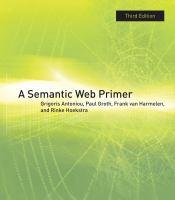 Cover image for A Semantic Web primer