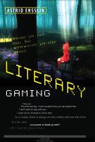 Cover image for Literary gaming