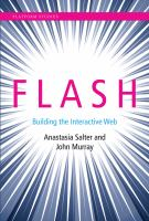 Cover image for Flash : building the interactive web