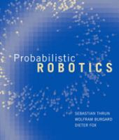 Cover image for Probabilistic robotics