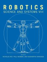 Cover image for Robotics : science and systems VIII