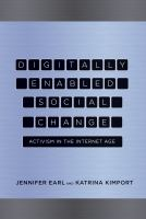 Cover image for Digitally enabled social change : activism in the Internet age