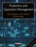 Cover image for Production and operations management