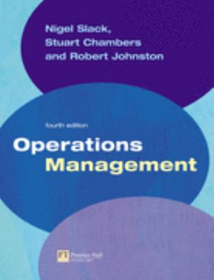 Cover image for Operations management