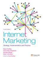 Cover image for Internet marketing : strategy, implementation and practice