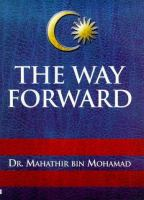 Cover image for The way forward