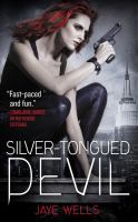 Cover image for Silver-tongued devil