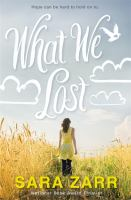 Cover image for What we lost