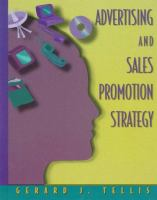 Cover image for Advertising and sales promotion strategy