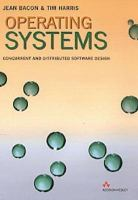 Cover image for Operating systems : concurrent and distributed software design