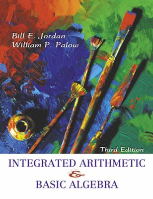 Cover image for Integrated arithmetic and basic algebra