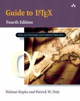Cover image for Guide to LATEX