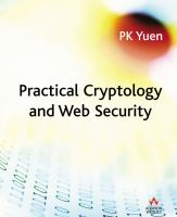 Cover image for Practical cryptology and Web security