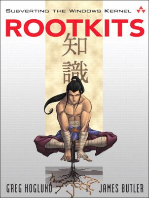 Cover image for Rootkits : subverting the windows kernel