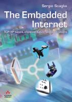 Cover image for The embedded Internet : TCP/IP basics, implementation and applications