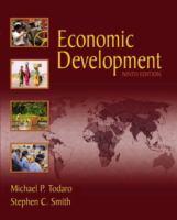 Cover image for Economic development