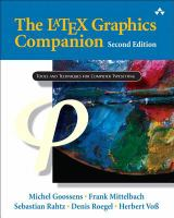 Cover image for The LaTeX Graphics companion