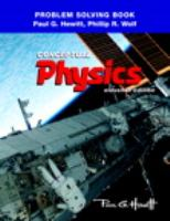 Cover image for Problem solving in Conceptual physics, eleventh edition [by] Paul G. Hewitt