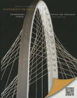 Cover image for University physics