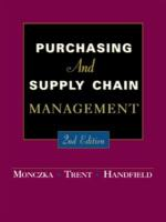 Cover image for Purchasing and supply chain management