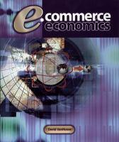 Cover image for E.commerce economics