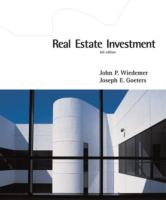 Cover image for Real estate investment