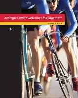 Cover image for Strategic human resource management