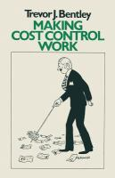 Cover image for Making cost control work