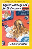Cover image for English teaching and media education