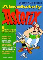 Cover image for Absolutely Asterix
