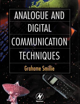 Cover image for Analogue and digital communication techniques