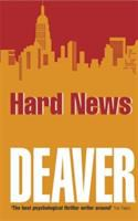 Cover image for Hard news