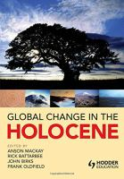 Cover image for Global change in the Holocene