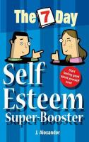 Cover image for The 7 day self esteem super-booster