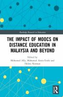 Cover image for The Impact of MOOCs on Online Education in Malaysia and Beyond