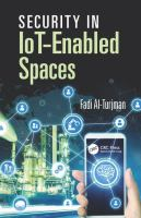 Cover image for Security in IoT-Enabled Space