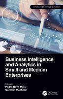 Cover image for Business Intelligence and Analytics in Small and Medium Enterprises