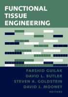 Cover image for Functional tissue engineering