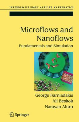 Cover image for Microflows and nanoflows : fundamentals and simulation